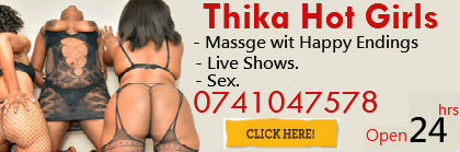 Top escorts in thika
