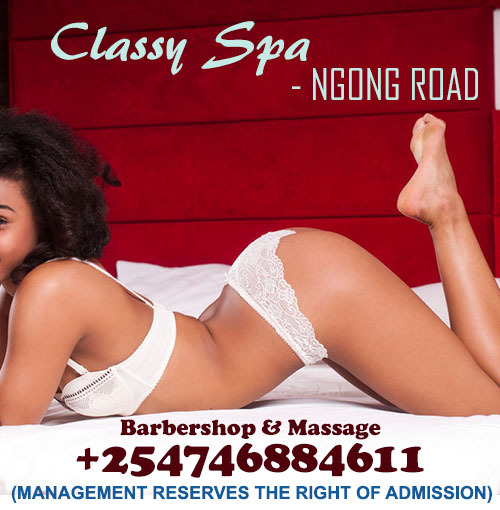 Ngong Road Spa Escorts on Kenyahotgirls
